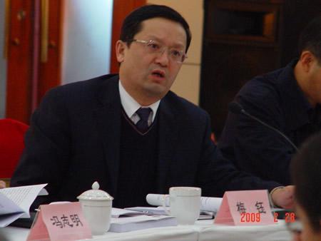 区副主席熊辉银出席扬水灌区水利工程初步设计汇报会